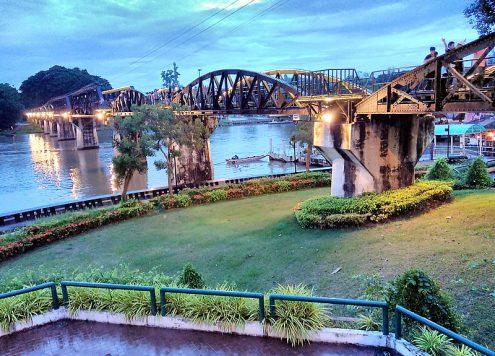 viaggiare da bangkok a kanchanaburi