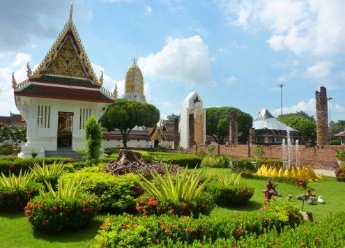 viaggiare da Bangkok a Phitsanoluk