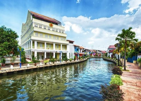 viaggiare tra singapore e malacca