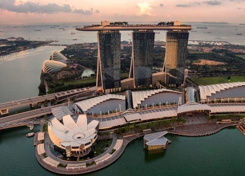 perche devi fare un viaggio a Singapore?