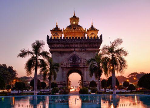 guida di viaggio in laos