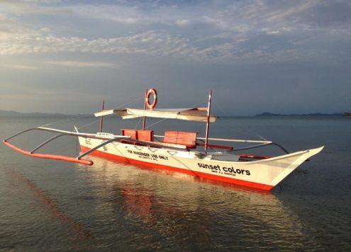 viaggiare nelle filippine in traghetto