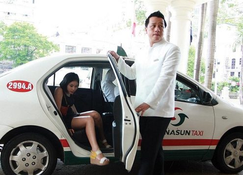 taxi a saigon